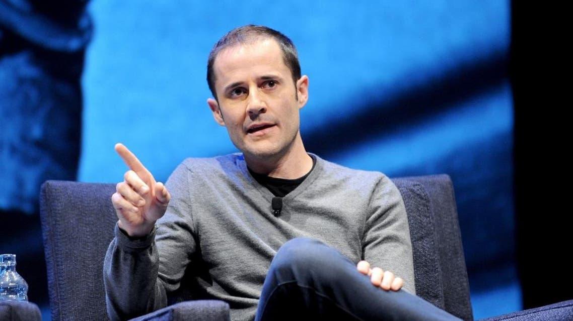 Cofounder of Medium and Twitter Evan Williams afp