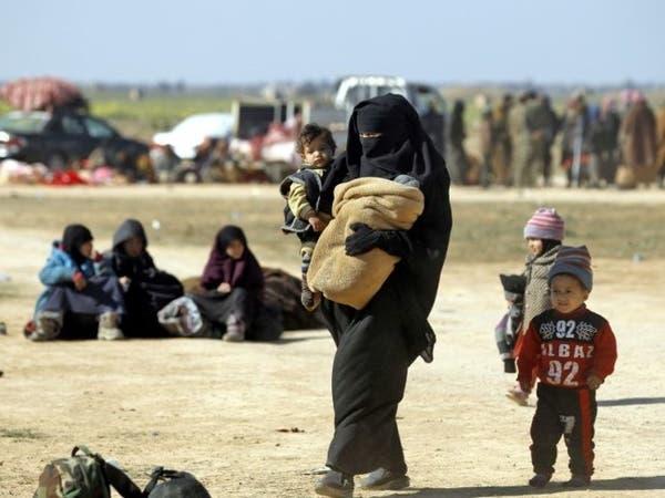 الفارون من جحيم داعش في الباغوز.. جوع وعطش وأمراض