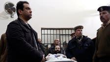 Egypt seeks death sentence for two monks over bishop's murder