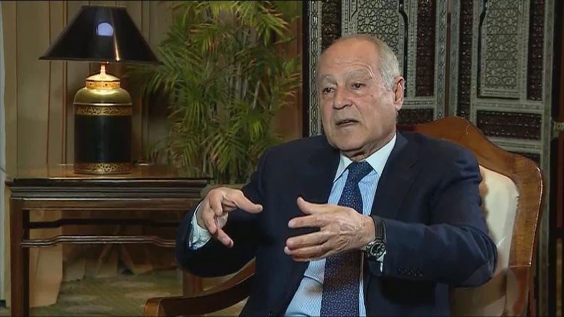 أبوالغيط: أوروبا تؤيد ضرورة كبح تدخلات إيران