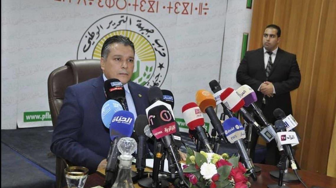 معاذ بوشارب حزب جبهة التحرير