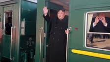 North Korea confirms leader Kim Jong Un on train to summit
