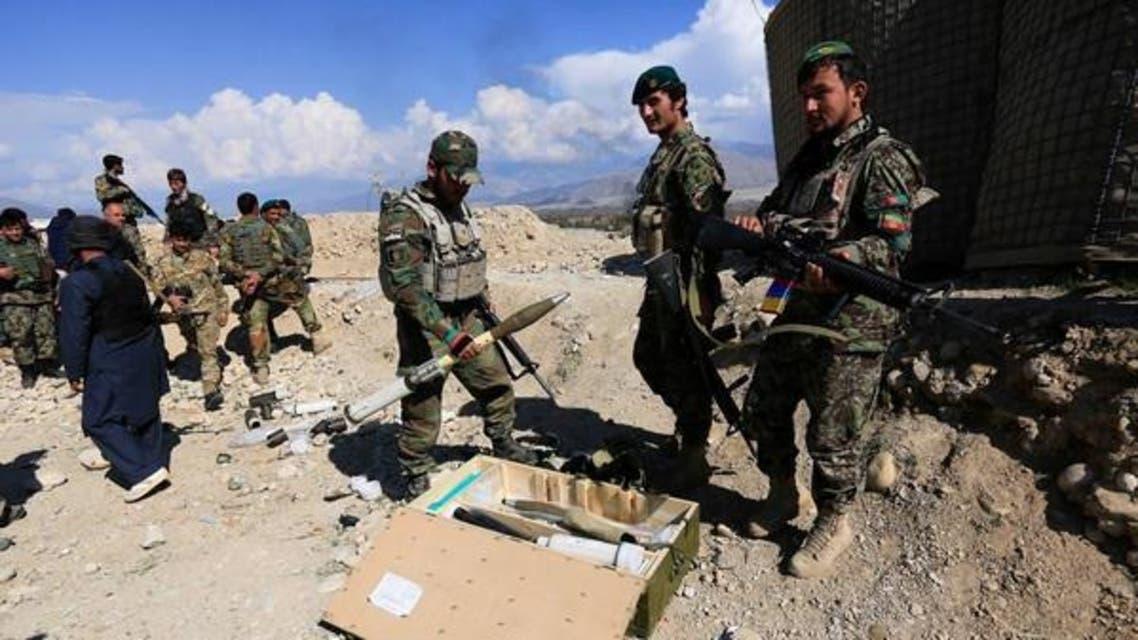 دو حمله طالبان بر ولایات لغمان و ننگرهار افغانستان عقبزده شد