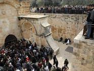 إسرائيل تعتقل رئيس مجلس الأوقاف الأعلى في القدس