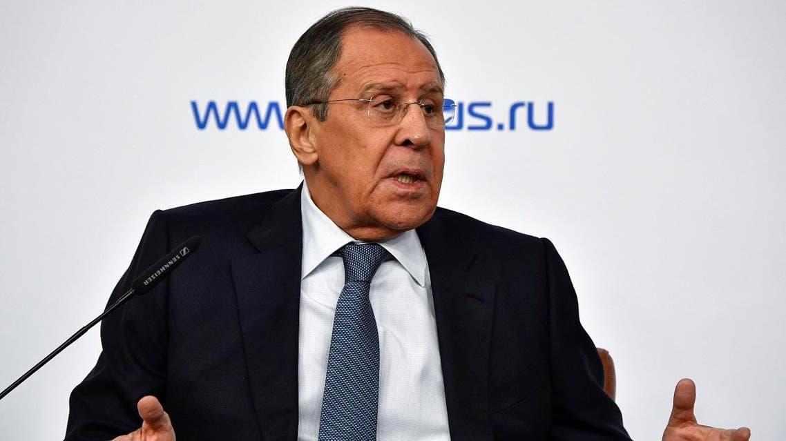 Sergei Lavrov (AFP)