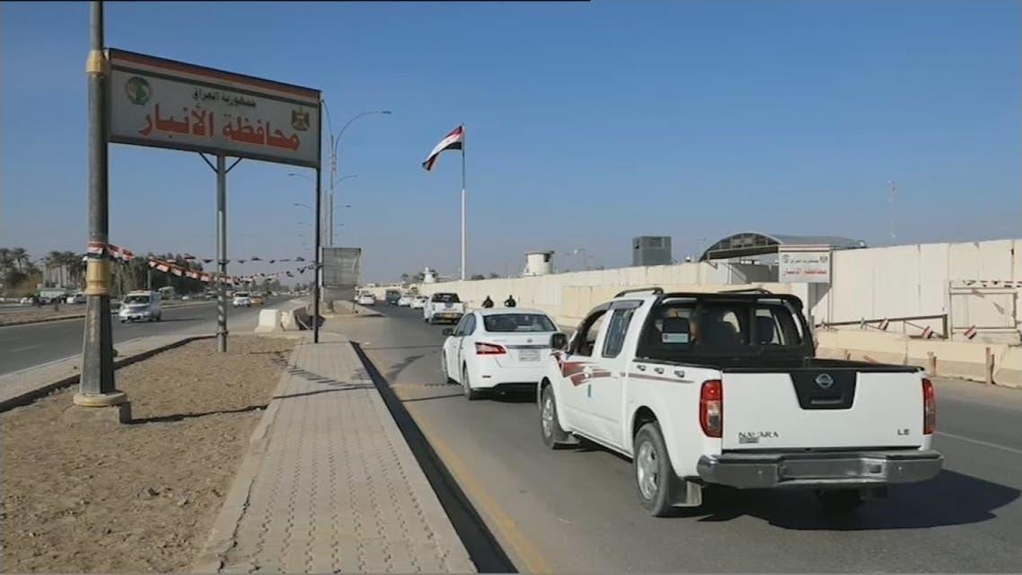 استنفار في الأنبار لمنع أي عودة مفترضة لداعش