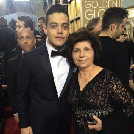 رامي ووالدته