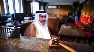 حمد بن جاسم مطلوب للعدالة في بريطانيا