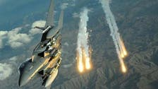 صعدہ : اتحادی طیاروں کے حملوں میں درجنوں حوثی ہلاک اور زخمی