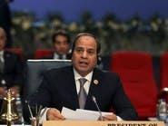 السيسي عن عقوبة الإعدام: نقتص بها ممن يقتلون المصريين