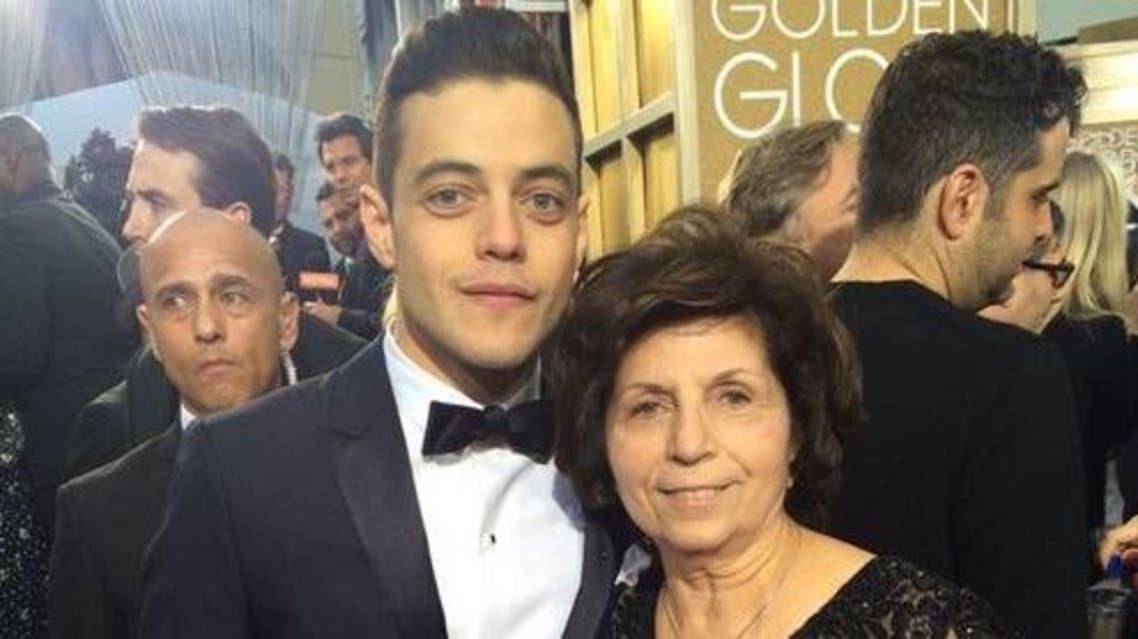 والدة  رامي