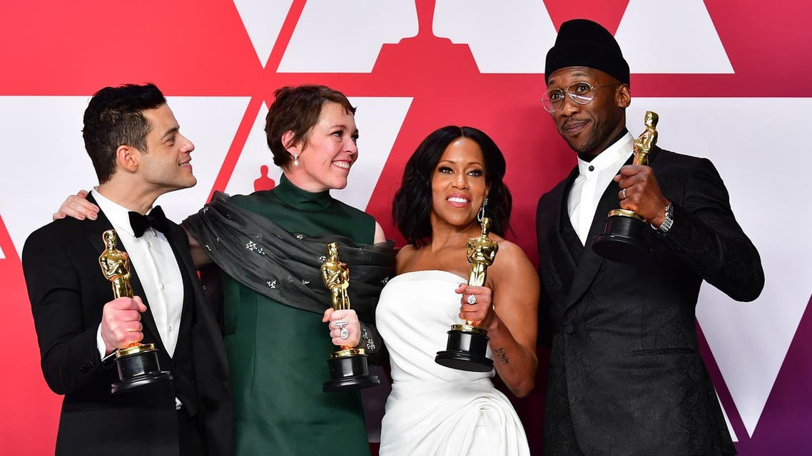 The 2019 Oscars were a win for films telling stories from a range of racial and cultural perspectives, marking a major shift in the industry. (AFP)