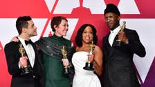 Oscars not so white? Academy Awards winners see big shift
