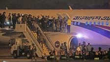 Would-be Bangladeshi hijacker was carrying a fake gun, according to officials