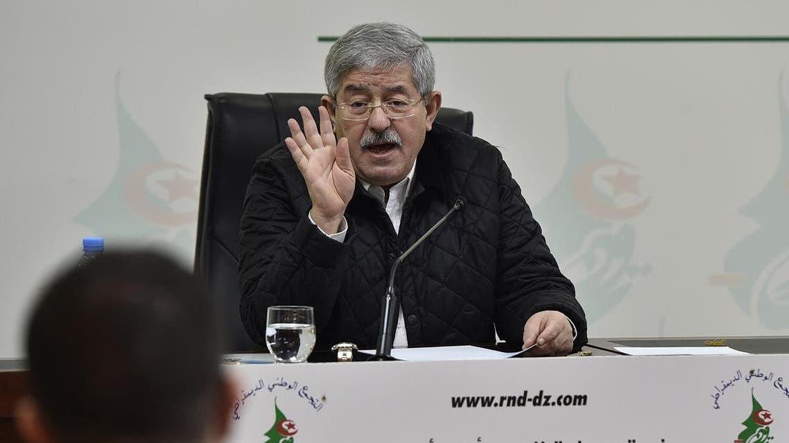 Algeria Prime Minister Ahmed Ouyahia (AFP)