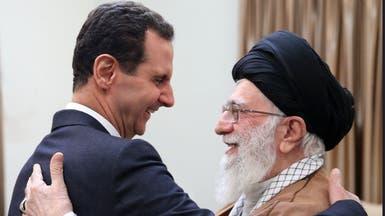 بشار الأسد يلتقي خامنئي وروحاني في طهران