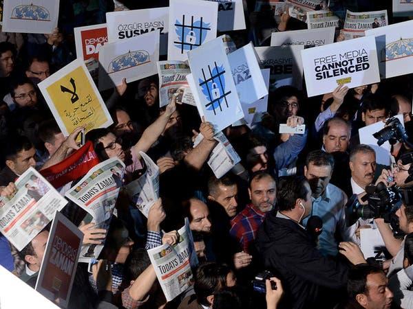 تحقيقات سرية مع بنات وزوجات الصحفيين الأتراك المعتقلين