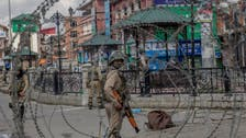 Security forces kill four militants in Indian-administered Kashmir