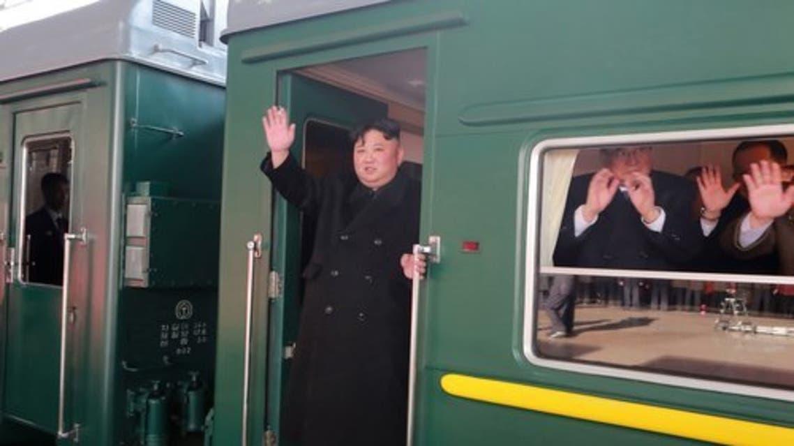 قطارات كيم