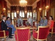 هكذا استقبل العاهل المغربي الأمير هاري وميغان ماركل