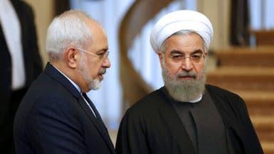 """روحاني: العقوبات الأميركية على ظريف """"تصرف طفولي"""""""