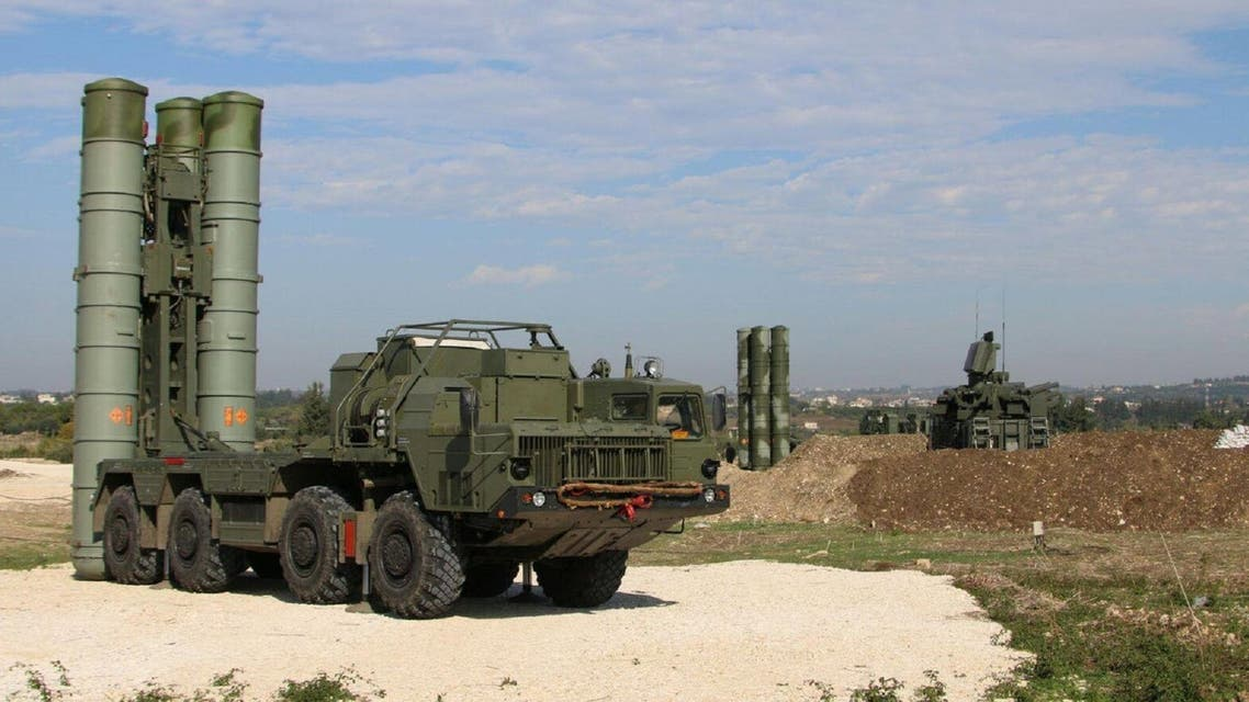 Ankara purchased Russia's S-400 missile defense system. (File photo: AFP)