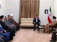 الأسد يعزي خامنئي: لن ننسى وقوف سليماني بجانبنا