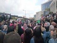 طلبة الجامعات يخرجون في مسيرات مناهضة لترشح بوتفليقة