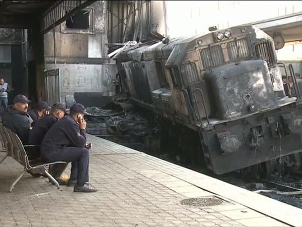ارتفاع عدد ضحايا حادث قطار محطة مصر إلى 22 قتيلاً