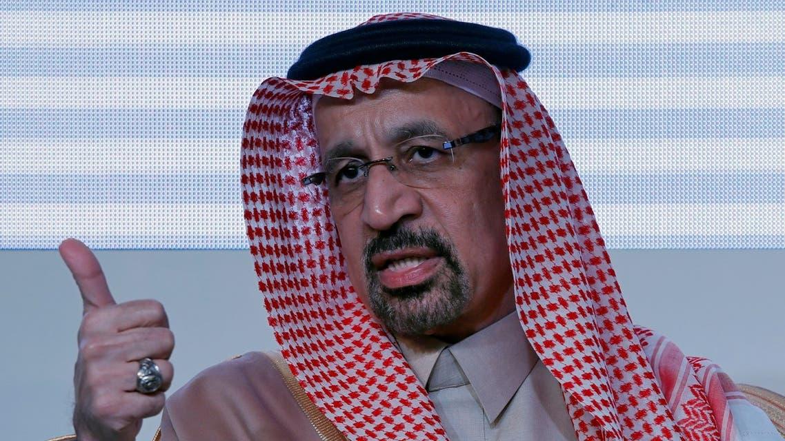 خالد الفالح وزير الطاقة السعودي