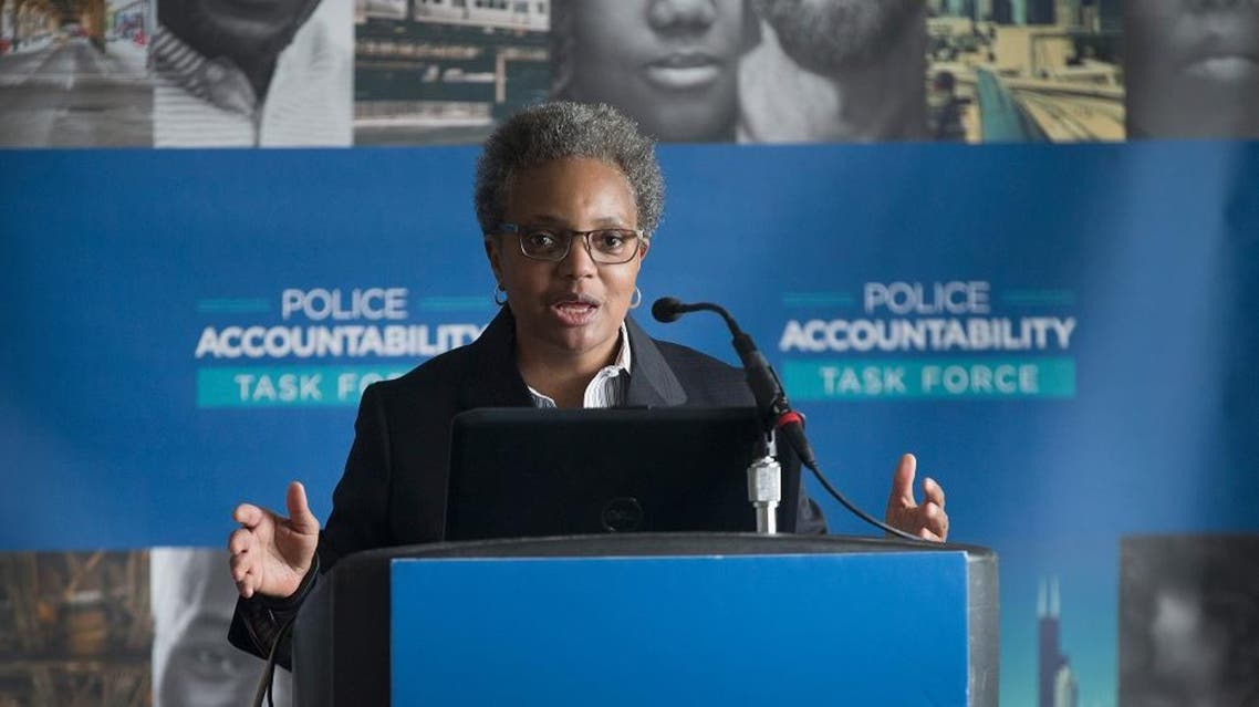 Lori Lightfoot afp