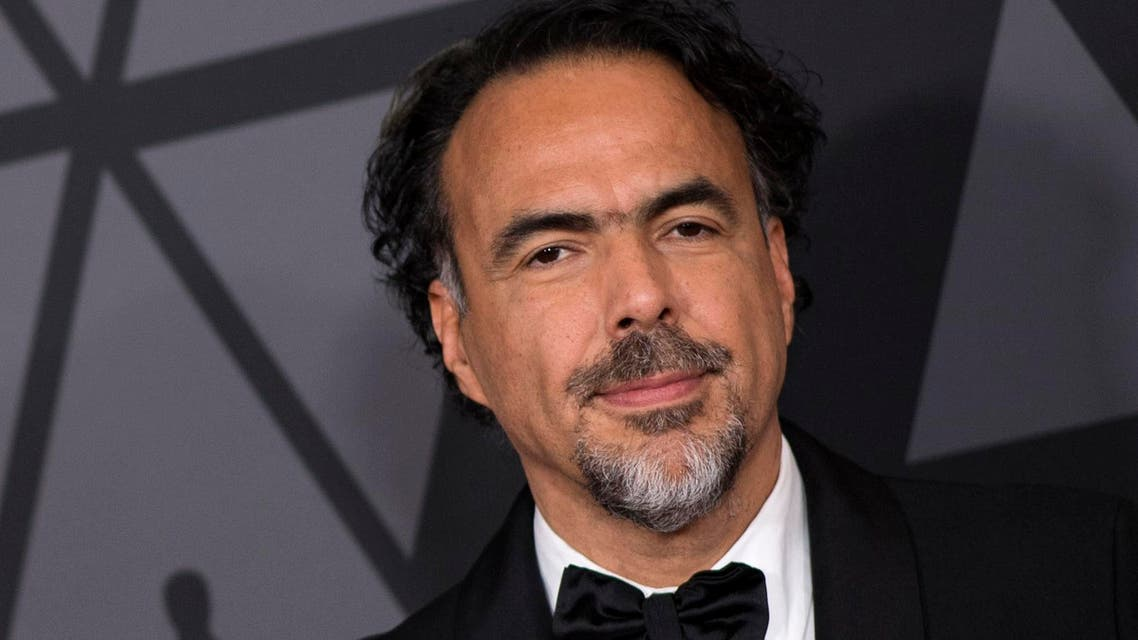 Alejandro Gonzalez Inarritu will head the jury at the 2019 Cannes Film Festival in May. (File photo: AFP)