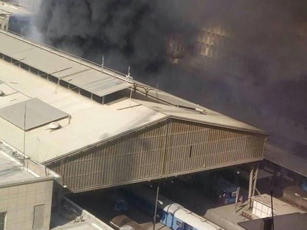مصر .. النائب العام يأمر بحبس سائق قطار الموت و5 آخرين