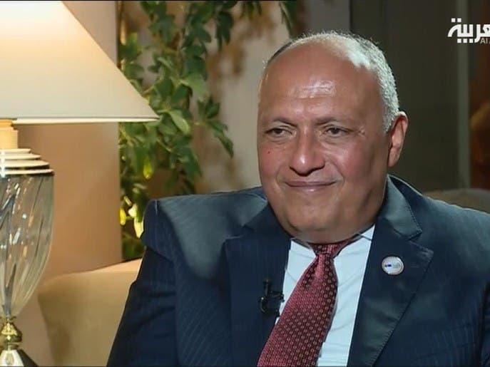 مقابلة خاصة | سامح شكري وزير الخارجية المصري