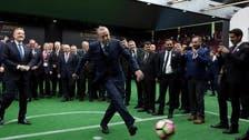 Turkish football federation chairman resigns