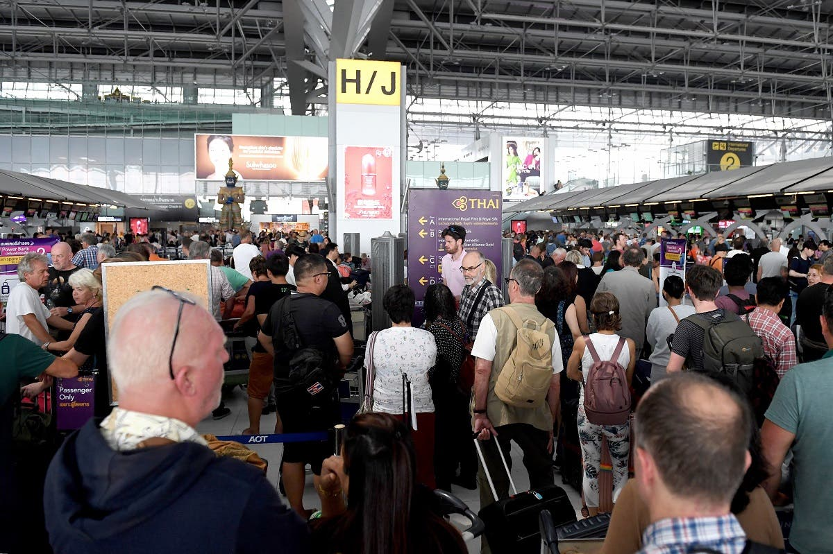 FLIGHTS CANCEL INDIA PAKISTAN (AFP)