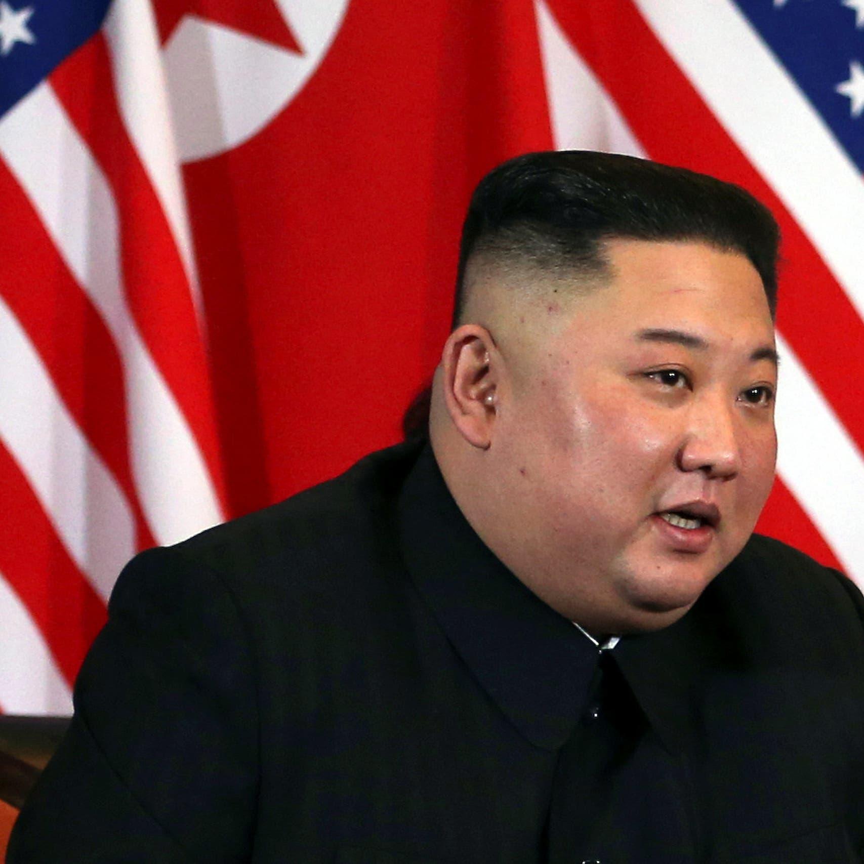 كيم يهدد بضربة قاضية لمؤيدي العقوبات ضد كوريا الشمالية
