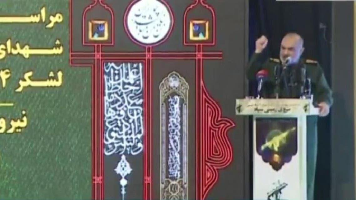 Brigadier General Hossein Salami, deputy head of the elite Islamic Revolutionary Guard Corps. (Supplied)