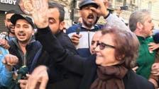 أيقونة الثورة الجزائرية جميلة بوحيرد تلتحق بالمتظاهرين