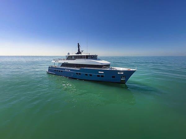 400 يخت ومركب مميز بمعرض دبي العالمي للقوارب