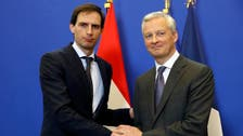 French, Dutch ministers pledge to strengthen Air France-KLM