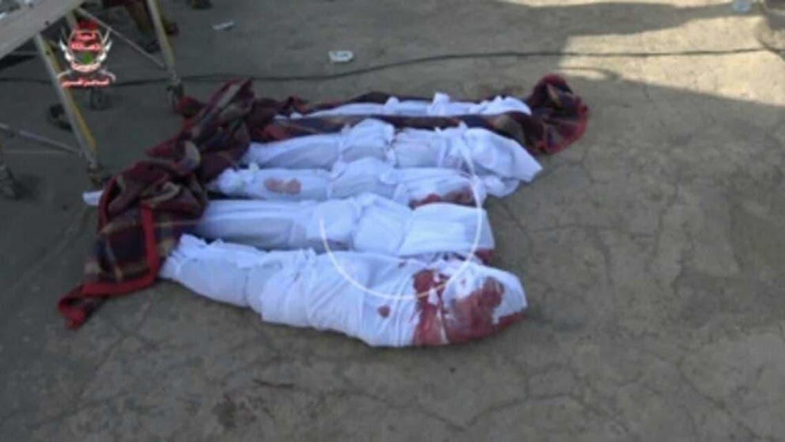 أطفال ضحايا في الحديدة