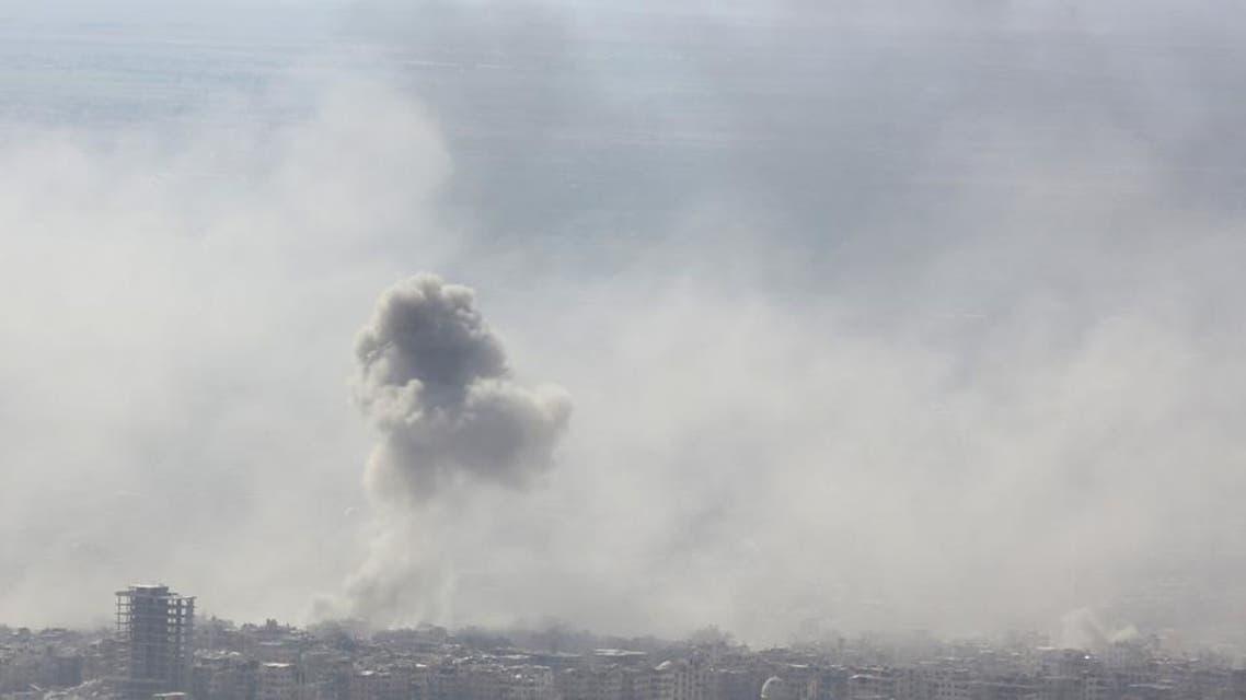 سازمان منع تسلیحات شیمیایی کاربرد کلورین در حمله به دومای دمشق را تایید کرد