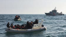 France rescues 72 migrants in English Channel on way to UK
