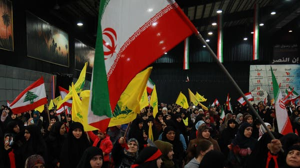 Hezbollah supporters call for Lebanon to accept Iranian fuel offer