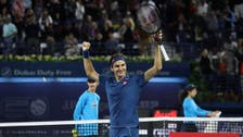 Federer beats Tsitsipas in Dubai final for 100th title