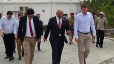 یمن میں قیام امن کے لیے آخری موقع ہے: برطانوی وزیر خارجہ کی عدن میں گفتگو