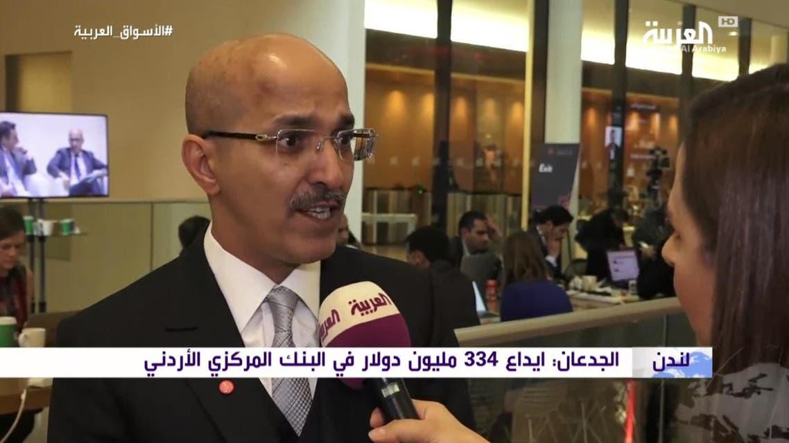 Saudi Finance Minister Mohammed al-Jadaan