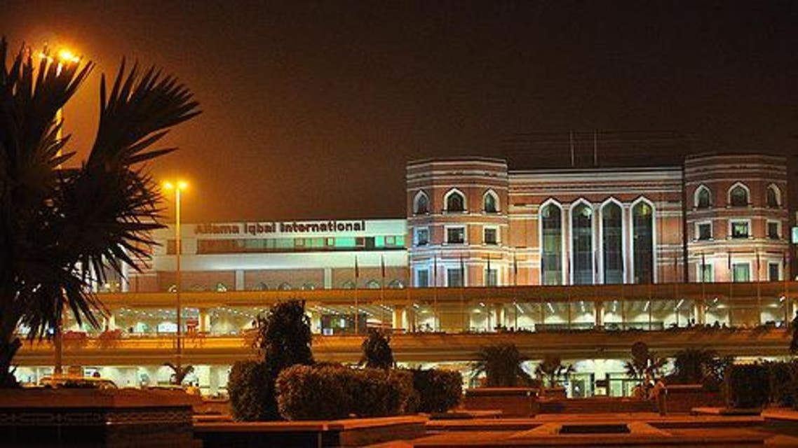 Lahore: Allama Iqbal Airport