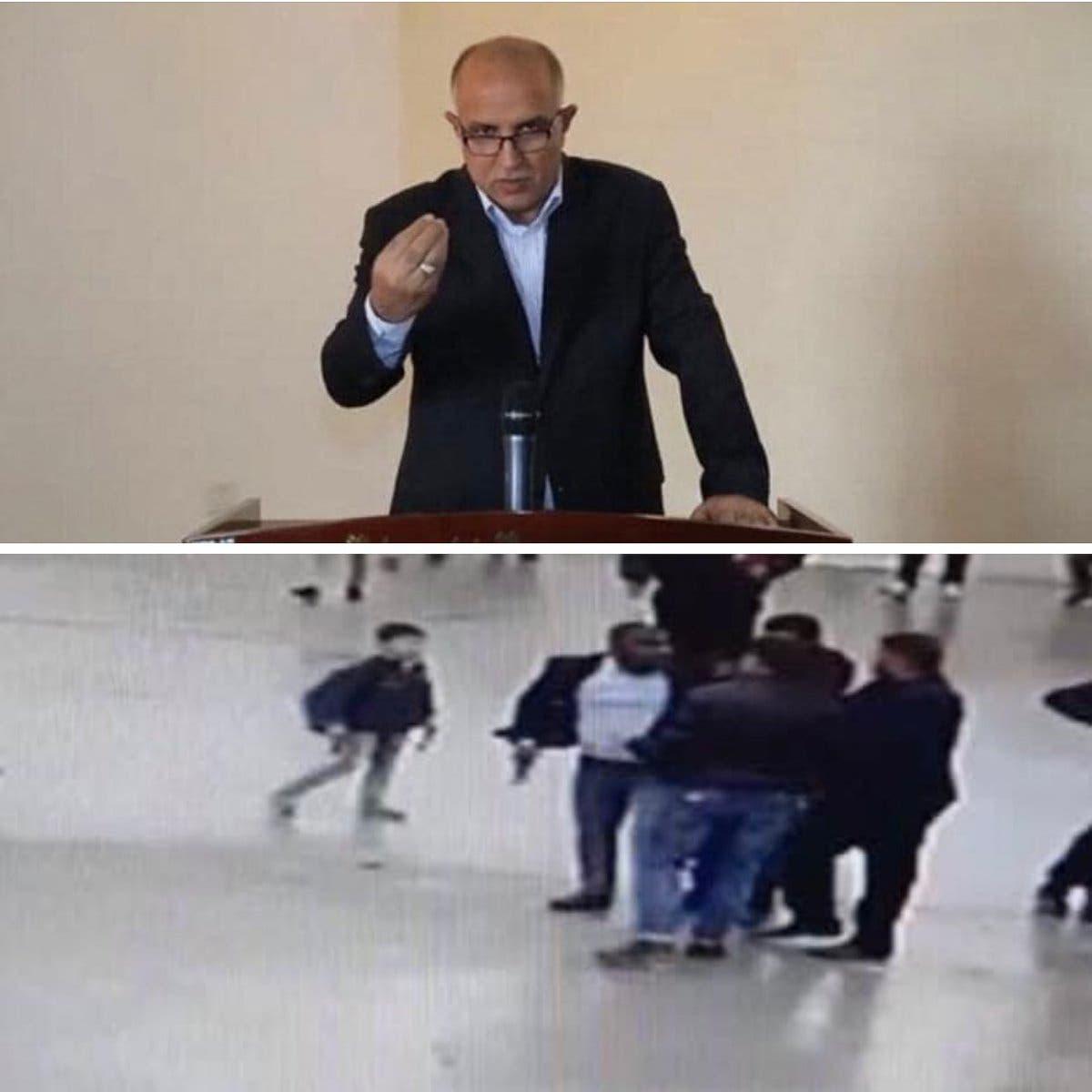 ضجة في الموصل.. حراس المحافظ يعتدون على مدير مدرسة